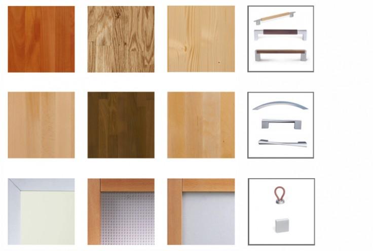 Holz Arten trend massivholzmöbel qualität holzarten materialien